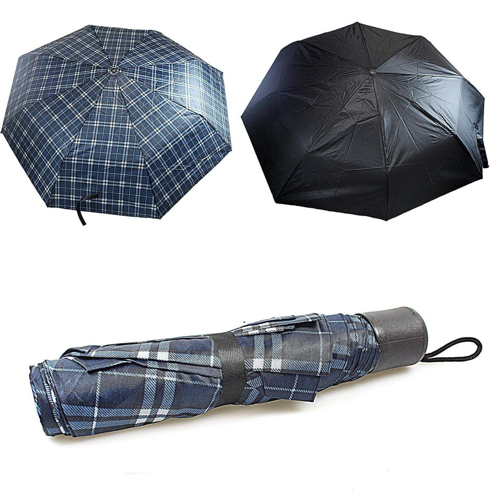 High quality Umbrella Universal Standard Handbag Size Brolly Rain Protection
