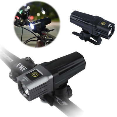 Strong-Willed Rockbros Bike Bicycle 1100/1600lm Warning Flash Front Lamp Waterproof Head Light Cycling Lights & Reflectors