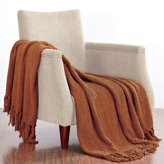 Awe Inspiring Home Soft Things Knitted Throw Throw Sofa Couch Blanket Home Decor Cover 2 Sizes Pdpeps Interior Chair Design Pdpepsorg