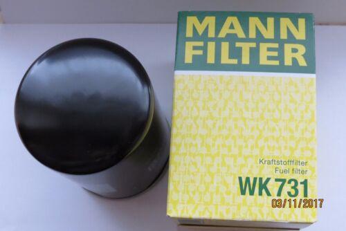 MANN FILTER für Deutz Dieselfilter Deutz Kraftstofffilter Vergl Nr 01174423