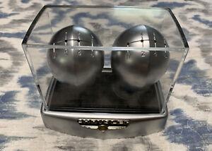 Chrysler Crossfire Salt Pepper Shaker Set Rare Mopar Dodge