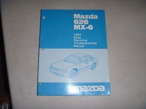 image is loading 1994-mazda-626-mx-6-mx6-body-electrical-