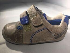Clark's Baby Boy Shoes, Size 3F | eBay