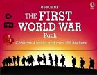 First World War Pack by Usborne Publishing Ltd (Undefined, 2014)