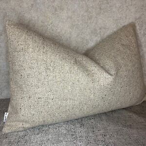 JOHN-LEWIS-034-Speckled-034-Cushion-Pillow-Cover-WOOL-Mix-Fabric-Home-Interior