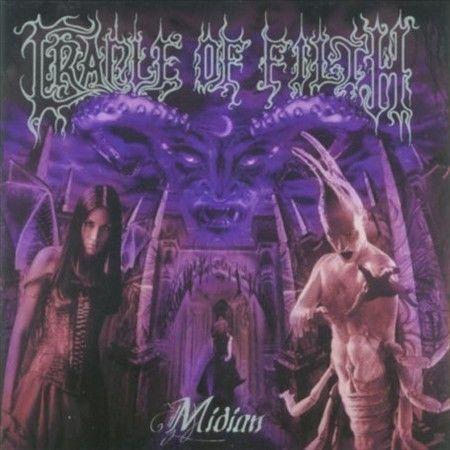 1 of 1 - Cradle Of Filth, Midian, Sony BMG Australia  **NEW CD**