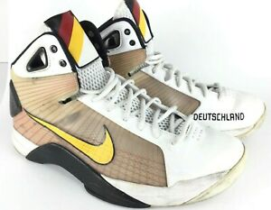 829849686a1b Image is loading 2008-NIKE-Hyperdunk-Supreme-Germany-Deutschland-Olympic -White-