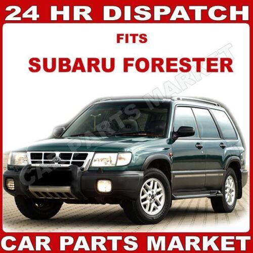 Lado Izquierdo Cristal Espejo Puerta Ala Gran Angular Para Subaru Forester 1997-2005