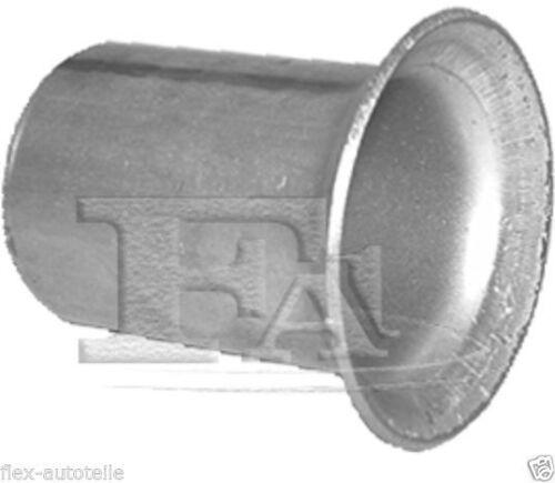 62mm Citroen Peugeot Renault Auspuffverbinder Muffe Flansch Adapter Ø 41//45mm L