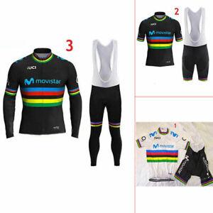 2019-Ropa-Equipacion-Ciclista-Ciclismo-Maillot-Culotte-Pantalones-Conjunto