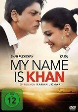 My Name Is Khan - Shahrukh Khan - Kajol - DVD - OVP - NEU