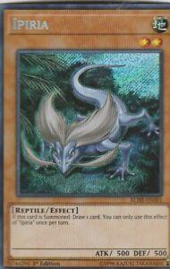 YUGIOH-HOLO-CARD-1-X-IPIRIA-BLHR-EN001-1ST-EDITION
