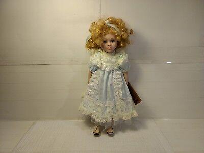 BAMBOLA di porcellana 41 cm Decorazione bambola di porcellana da collezione risoluzione magazzino