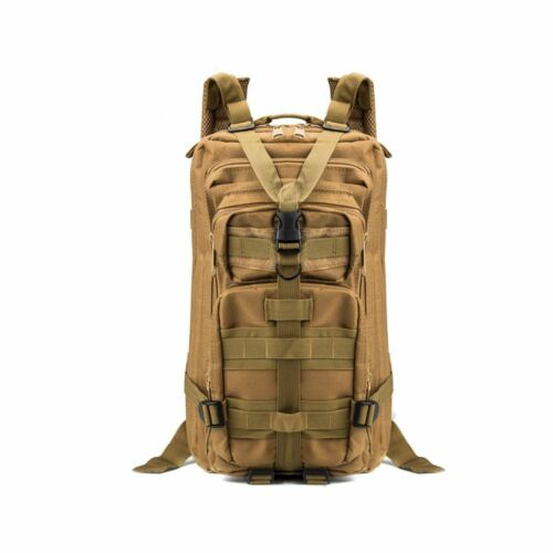 35L Molle 3 Day Assault Tactical Outdoor Military Rucksacks Backpack Camping Bag