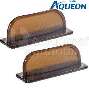 Image is loading All-Glass-Versa-Top-Aquarium-Canopy-Terrarium-Lid-  sc 1 st  eBay & All-Glass Versa-Top Aquarium Canopy Terrarium Lid Self-Stick ...