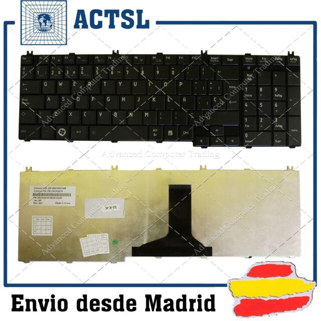 Teclado para portatil Español TOSHIBA Satellite PRO C660-27E
