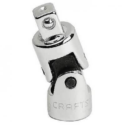 """NEW CRAFTSMAN 1//4/"""",3//8/"""" OR 1//2/"""" SWIVEL UNIVERSAL JOINT CHOOSE SIZE OR SET"""