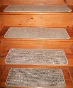 Merveilleux Details About 8 U003d Step 9u0027u0027 X 30u0027u0027 Carpet Wool Blend Woven Stair Treads .