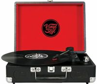 Vinyl Styl Groove Portable 3 Speed Turntable Deals