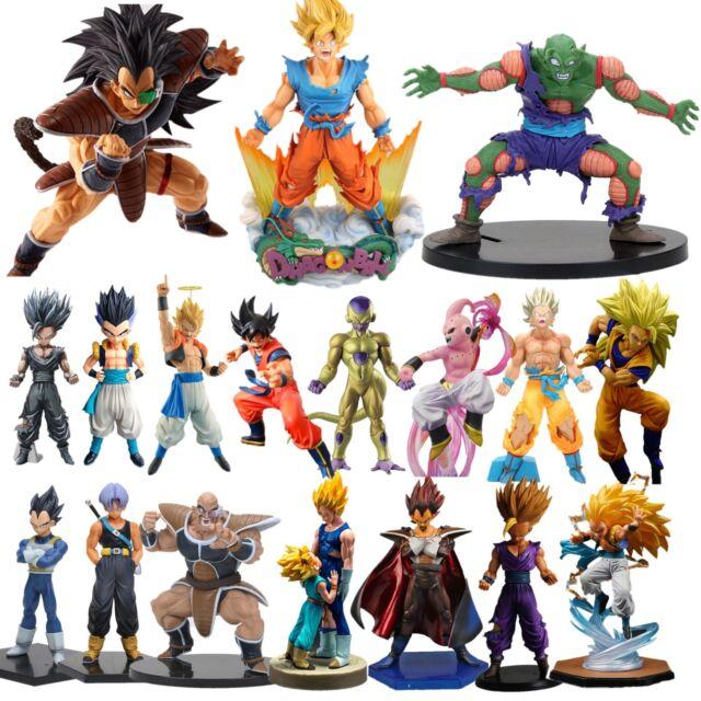 DRAGON BALL Z Súper Saiyan Son Goku figura de acción DBZ juguete colección