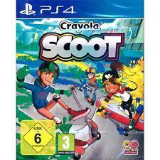 Artikelbild Crayola Scoot [PLAYSTATION 4] NEU OVP
