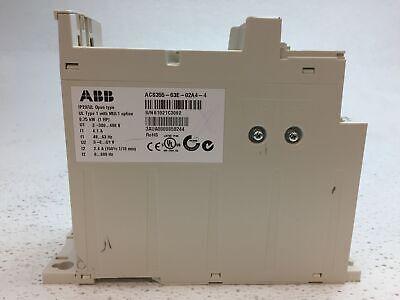 ABB IP20 UL Open Type ACS150-03U-07A5-2