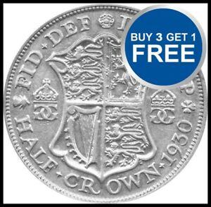 1920-a-1936-george-v-argent-demi-couronnes-choix-de-l-039-annee-date