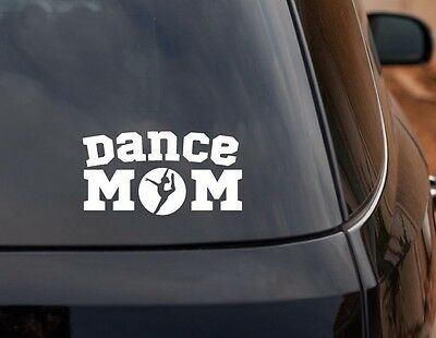 Multiple Colors /& Sizes ebn3459 Decal Sticker Used Have Life Dance Mom