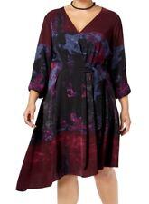b68da26b0d542 item 1 Rachel Roy Curvy Plus Size Asymmetrical A-line Dress 18W Mulberry   4134 -Rachel Roy Curvy Plus Size Asymmetrical A-line Dress 18W Mulberry   4134