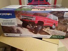 Vaterra 1986 Chevrolet K-5 Blazer Ascender 1/10 4WD Rock Crawler NEW! RTR