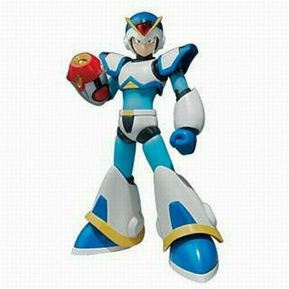 Bandai Mega Man X Full Armor D-arts ABS PVC Pom Japón Importación
