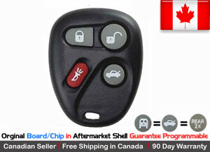 1x-New-OEM-Replacement-Keyless-Remote-Control-Key-Fob-For-Chevy-Cadillac-GMC