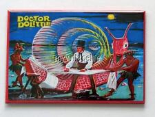 "DOCTOR DOLITTLE side B Metal LUNCHBOX   2"" x 3"" Fridge MAGNET ART Dr"