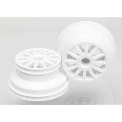 2 : 1//10 Rally White Traxxas Wheels