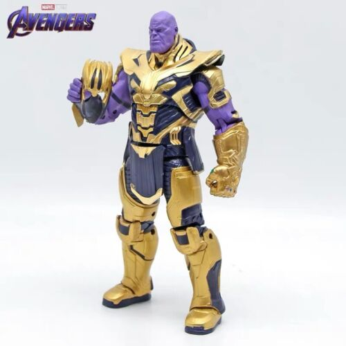 """US 8/"""" Marvel Legend Thanos Action Figure Avengers Endgame Thanos Collection Toy"""