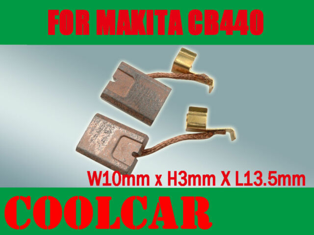 Carbon Brushes For Makita CB-440 CB-436 18V BTD140 BTW253 BFS450 BDA340 BFS450Z
