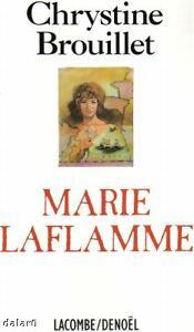 MARIE-LAFLAMME-Chrystine-Brouillet-Lacombe