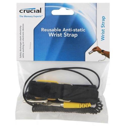 Crucial BLWRISTSTRAP Reuseable Anti-Static Wrist Strap