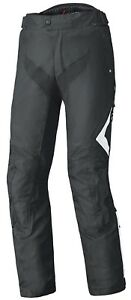Held-telli-Negro-Blanco-Hombre-Pantalones-Moto-Impermeable-Touring-EN