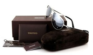 12bad2485b RARE NEW Limited Edition TOM FORD JAMES BOND 007 Aviator Sunglasses ...