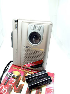 Sanyo-TRC-1148-TalkBook-Compact-Standard-Cassette-Recorder-Dictaphone-Dictation