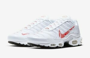 nike air max plus rosse