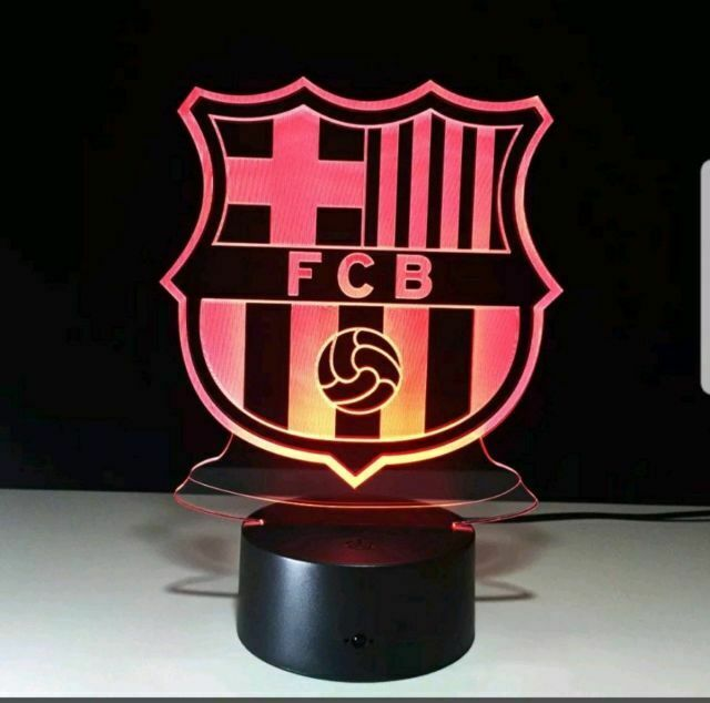 fc barcelona club logo 3d illusion night light 7 color led desk table lamp for sale online ebay fc barcelona club logo 3d illusion night light 7 color led desk table lamp