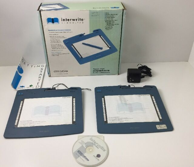 INTERWRITE SCHOOLPAD DRIVERS PC