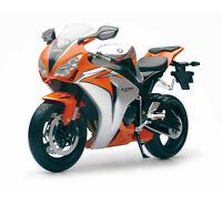 Ray Toys 1:6 Scale Die Cast Toy Replica Honda Cbr 1000 Rr 2010 on sale