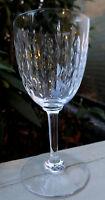 """1 Baccarat PARIS Claret Wine Glasses 5 3/4"""" **11 Available**"""