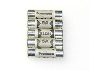 5x 5 amp consumer unit fuses cartridge fuse box lighting 5a image is loading 5x 5 amp consumer unit fuses cartridge fuse
