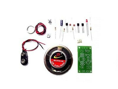 14 X Morse Code Sound Oscillator CW Practice KIT Education Electronic Project