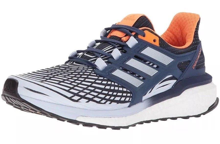 ADIDAS Energy Boost Women's shoes Noble Indigo Aero bluee bluee bluee Hi-Res orange CG3971 9a2d2d
