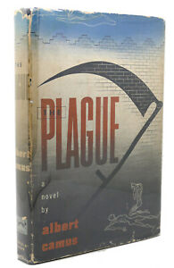 Albert Camus THE PLAGUE 1st Edition 1st Printing